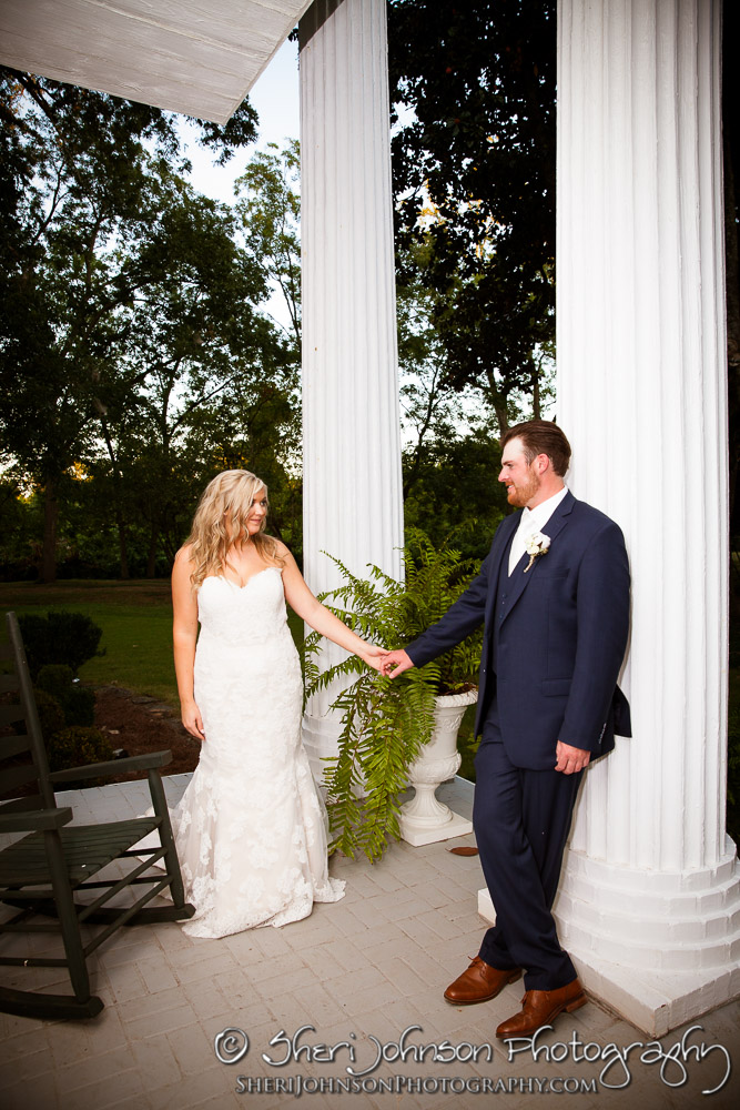 E+Z Wedding at Nutwood Plantation LaGrange, GA